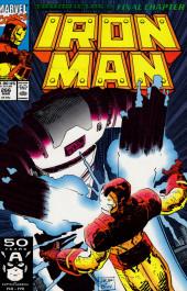 Iron Man Vol.1 (Marvel comics - 1968) -266- Retribution!