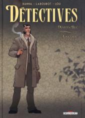 Détectives (Hanna) -4a17- Martin Bec - La cour silencieuse