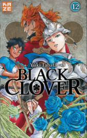 Black Clover -12- Tome 12