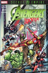 Avengers (Marvel France - 2017) -11- Premiers secours