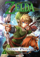 Legend of Zelda (The) - Twilight Princess -4- Tome 4