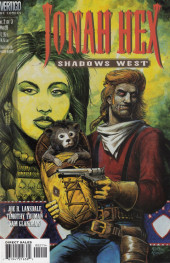 Jonah Hex: Shadows West (1999) -2- Gathering shadows