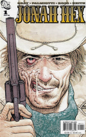 Jonah Hex (2006) -1- Acemetery without crosses