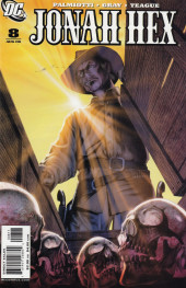 Couverture de Jonah Hex (2006) -8- Never turn a blind eye