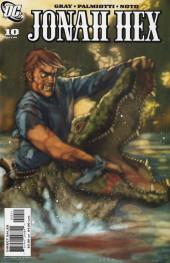 Jonah Hex (2006) -10- Gator bait