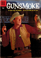 Four Color Comics (Dell - 1942) -679- Gunsmoke