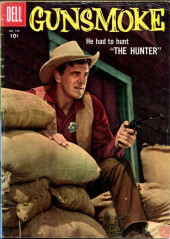Four Color Comics (Dell - 1942) -720- Gunsmoke: The Hunter