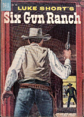 Four Color Comics (Dell - 1942) -580- Six Gun Ranch
