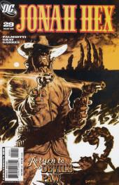Jonah Hex (2006) -29- Return to Devil's Paw