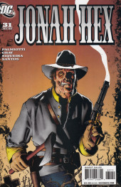 Jonah Hex (2006) -31- The red mask