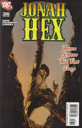Jonah Hex (2006) -36- Seven graves six feet deep