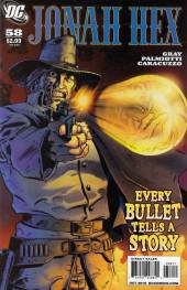 Jonah Hex (2006) -58- Evey bullet tells a story