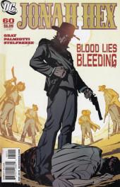 Jonah Hex (2006) -60- Blood lies bleeding