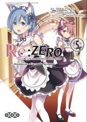 Re:Zero (Re: Life in a different world from zero) -25- Deuxième arc : Une semaine au manoir - 5