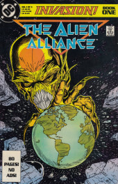 Invasion! (DC comics - 1988) -1- The alien alliance
