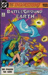 Invasion! (DC comics - 1988) -2- BattleGround Earth