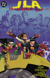 JLA: World without grown-ups (1998) -1- JLA: World without grown-ups: Book one of two