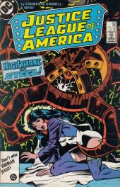 Justice League of America (1960) -255- Rising