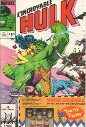 L'incroyable Hulk (Éditions Héritage) -170- Banner ressuscité