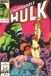 L'incroyable Hulk (Éditions Héritage) -171- La vie est un mot de trois lettres