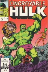 L'incroyable Hulk (Éditions Héritage) -174- L'appel du désert