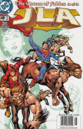JLA (1997) -49- Unhappily ever after