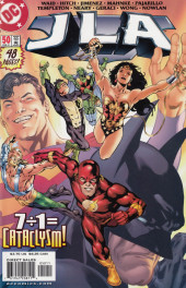 JLA (1997) -50- Dream team