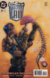Judge dredd: Legends of the law (1994) -3- The organ donors Chapter three: The charnel pit