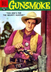 Gunsmoke (Dell - 1957) -9- This One's for the Bounty Hunter