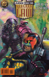 Judge dredd: Legends of the law (1994) -6- Trial by gunfire part two