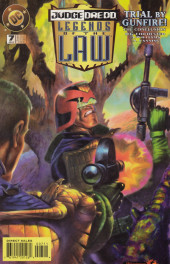 Judge dredd: Legends of the law (1994) -7- Trial by gunfire part three: Extermination squad