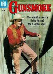 Gunsmoke (Dell - 1957) -11- (sans titre)