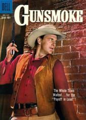 Gunsmoke (Dell - 1957)
