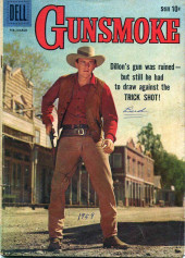 Gunsmoke (Dell - 1957) -13- Trick Shot