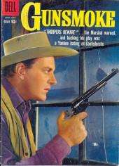 Gunsmoke (Dell - 1957) -14- Troopers Beware