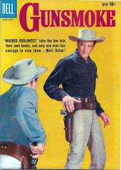 Gunsmoke (Dell - 1957) -15- Masked Vigilantes