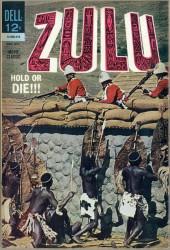 Movie Classics (Dell - 1962) -950- Zulu