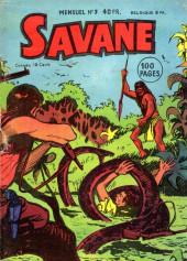 Savane (SFPI) -7- Numéro 7