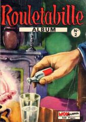 Rouletabille (Mon Journal) -Rec02- Album N°2 (du n°05 au n°08)