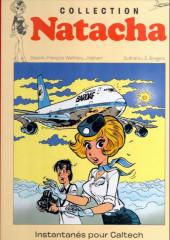 Natacha - La Collection (Hachette) -8- Instantanés pour caltech