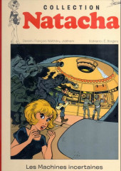 Natacha - La Collection (Hachette) -9- Les machines incertaines