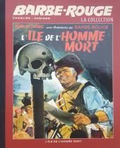 Barbe-Rouge (Eaglemoss) -7- L'Île de l'Homme Mort