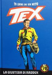 Tex (70 anni di un mito) -21- La giustizia di Maddox-Spedizione in Messico