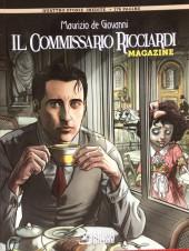 Commissario Ricciardi (Il) (Magazine) -1- Dieci centesimi - Partire e lasciare - Un mazzo di fiori - Febbre