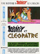 Astérix -6b92- Astérix et Cléopâtre