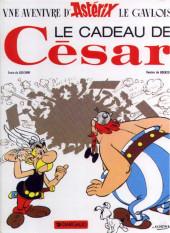 Astérix -21c1991- Le cadeau de César
