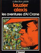 Al Crane -1- Les aventures d'Al Crane