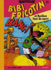 Bibi Fricotin (Hachette - la collection) -55- Bibi Fricotin et Razibus font du sport