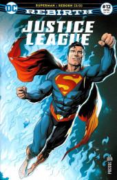 Justice League Rebirth (DC Presse) -12- Superman : Reborn (3/3)