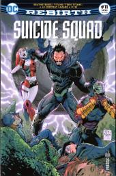 Suicide Squad Rebirth (DC Presse)
